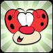 Rene the cute ladybug by Denny Riedl