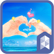 Love You Couple of trips Summer ocean Multi theme by SK techx for themes