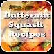 Butternut Squash Recipes