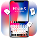 Keyboard for Phone X by Yum Keyboard Theme
