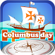 Columbus Day Greeting Cards by Plopplop Apps