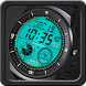 A43 WatchFace for Android Wear by Smartwatch Bureaux