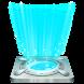 Hologram Go Launcher EX Theme by Xenom Apps