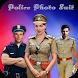 Police Photo Suit by Unique Photo App