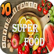 10 Antioxidant Super Food by chrystle apps