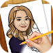 Learn To Draw Girl Meets World by Victory Followers