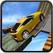 Crazy Sky Drive Car Track Mania Simulation