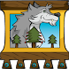Ivan Tsarevich & the Grey Wolf by RedCraftStudio