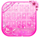 Live 3D Pink Water Sakura Keyboard Theme by Hot Keyboard Themes For Android