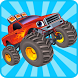 Monster Truck Blaze Race by MNG Squad