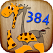 384 Puzzles for Preschool Kids by Abuzz