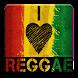 Reggae Rasta Keyboard by AndreaAndron