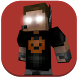 Skins Herobrine for Minecraft by SerVilat