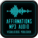 Daily Affirmations - Mp3 Audio by Visualicious Publisher
