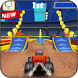 Blaze Monsters Race car : city adventure by Play963