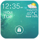 Weather Lock Screen Widget by xingaapps