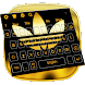 Gold Clover Keyboard for adidas by Super Hot Theme Studio 2018