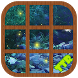 Fireflies Sliding Puzzle by TTR