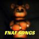 Collection FNAF Songs 1 2 3 4 by Amoeba Dev