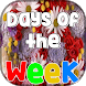 Days of the Week by Intercoller Mobi