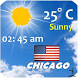 Chicago Weather by Smart Apps Android