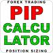FOREX TRADING PIP CALCULATOR by Rafab1975