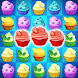 Cupcake Candy Island by Fun Match 3 Games