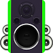 super loud volume booster pro 2018 + music player