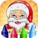 Christmas Coloring Book 4 Kids by Abuzz