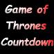 GoT Season 7 - Countdown by aggelosbardakis