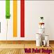 Wall Paint Design by qonita