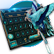 Green Elves technology keyboard by YangZixuan
