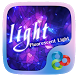 Fluorescent Light Go Launcher by Freedom Design