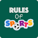 Rules Of Sports - All in One by TechSpark