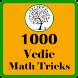 1000 Vedic Math Tricks by flatron