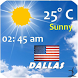 Dallas Weather by Smart Apps Android