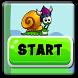 Super Snail Adventure Bob Run by Aqif App