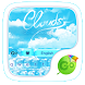 Clouds Guide for go keyboard by Keyboard Fashion New