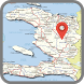 Haiti Map by MAP Directions Online