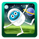 Twirling Astronaut Space Jump by Online Game Free