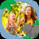 Baby photo frames – Kids album by Meza Apps