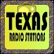 Texas Radio Stations by Tom Wilson Dev