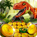 Jurassic Dino Coin Party Dozer by Mindstorm Studios