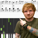 Shape Of You Piano Tiles ???? by Kimo Apps