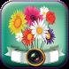 Flowers Photo Frames by Photo Art Studio