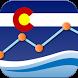 Colorado Stream Flows by appdevelop.net