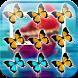Butterfly Pattern Lock Screen by BEAUTY LINX