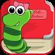 Dolly's Bookworm Puzzle by SecretBuilders Games