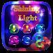 Shining light GOLauncher Theme by Freedom Design