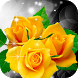 Yellow Roses Live Wallpaper by Animated Live Wallpapers